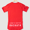 Mens-T-shirt-Always-Repin-Bachata-Red-Back