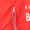Mens-T-shirt-Always-Repin-Bachata-Red-Zipper-Closeup