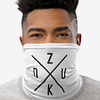 Neck-Gaiters-Zouk-X-White-Male1-Face-Front
