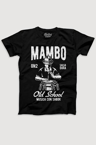 Mambo On2 Salsa Dura - Men's T-shirt