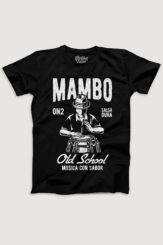 Mambo On2 Salsa Dura - Men's T-shirt